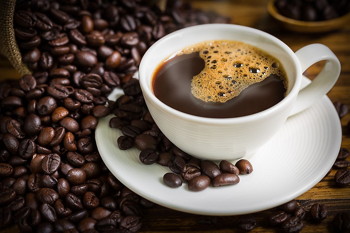 5 Signs You're Addicted to Coffee
